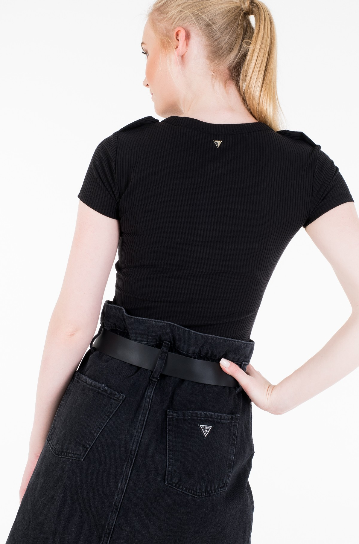 Marškinėliai W01P73 K9HK0-full-4