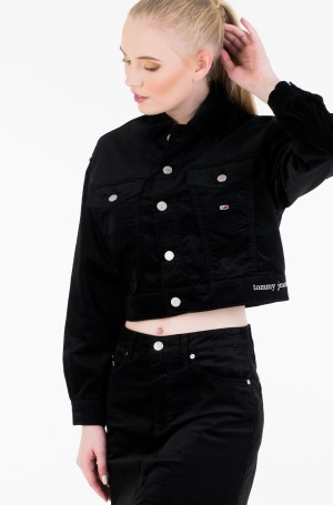 Jakk CROPPED TRUCKER JACKET-2