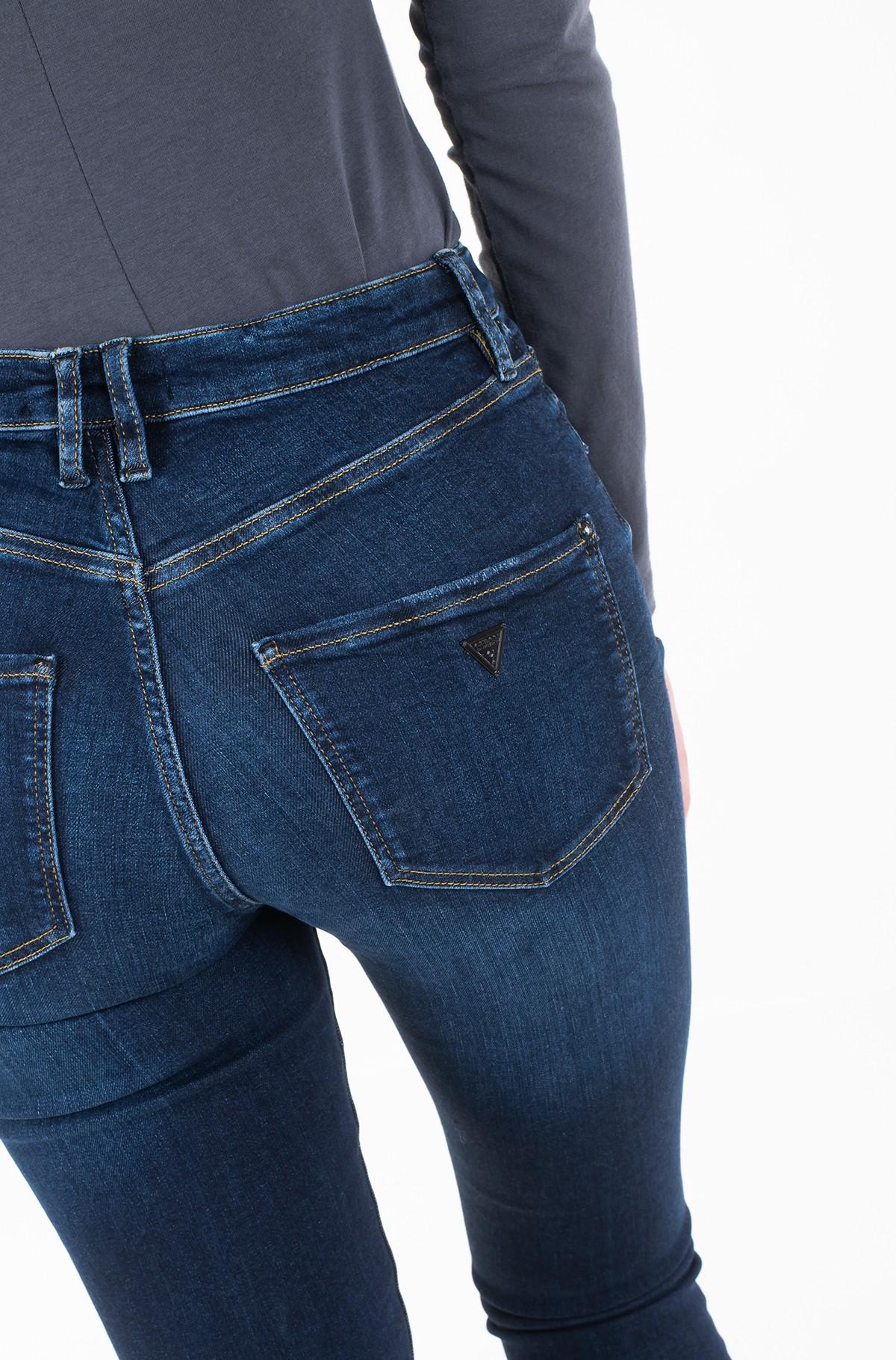 Džinsinės kelnės W01A26 D38R5-full-3