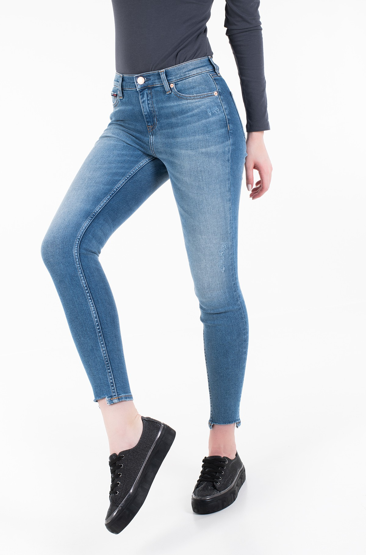 Jeans NORA MID RISE SKINNY ANKLE DYMD-full-1