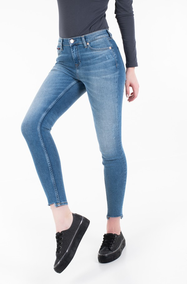 NORA MID RISE SKINNY ANKLE DYMD