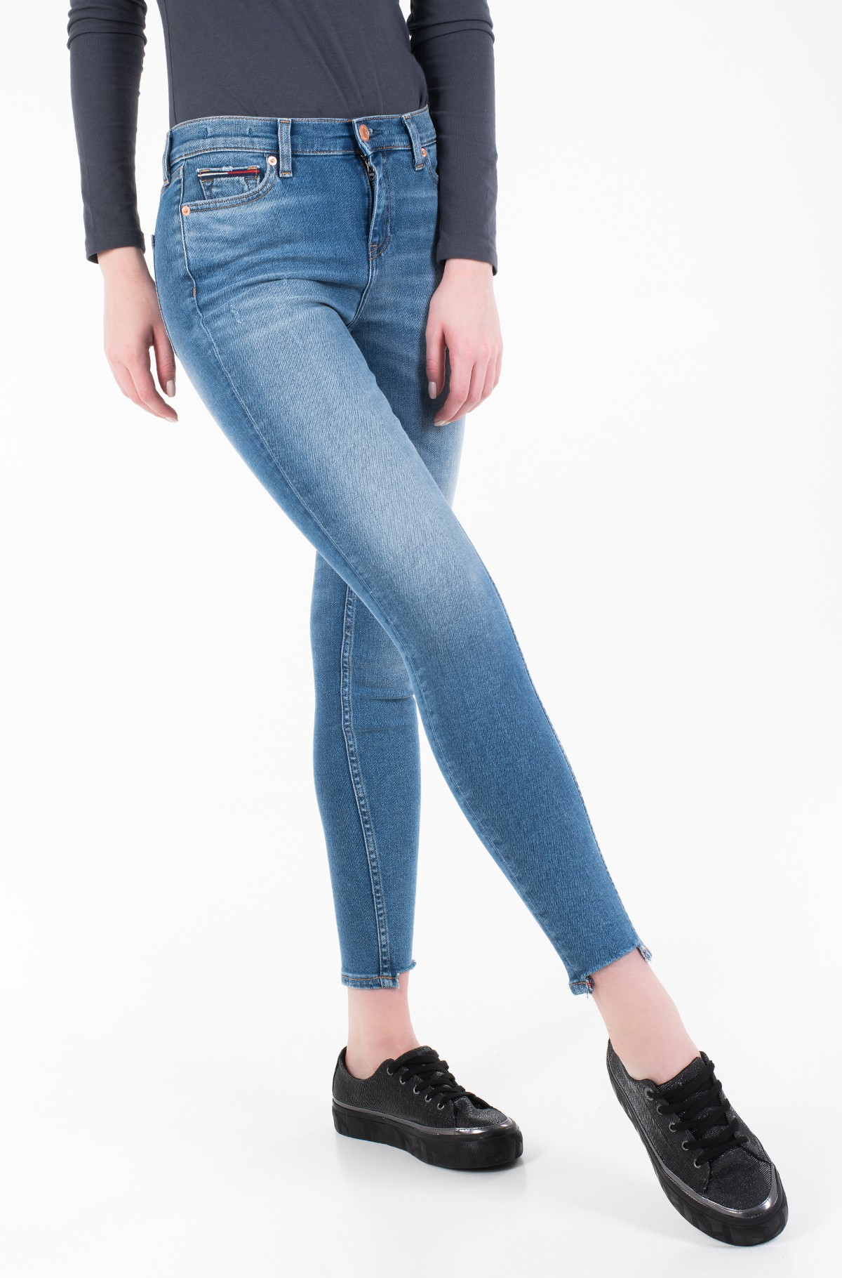 Jeans NORA MID RISE SKINNY ANKLE DYMD-full-2