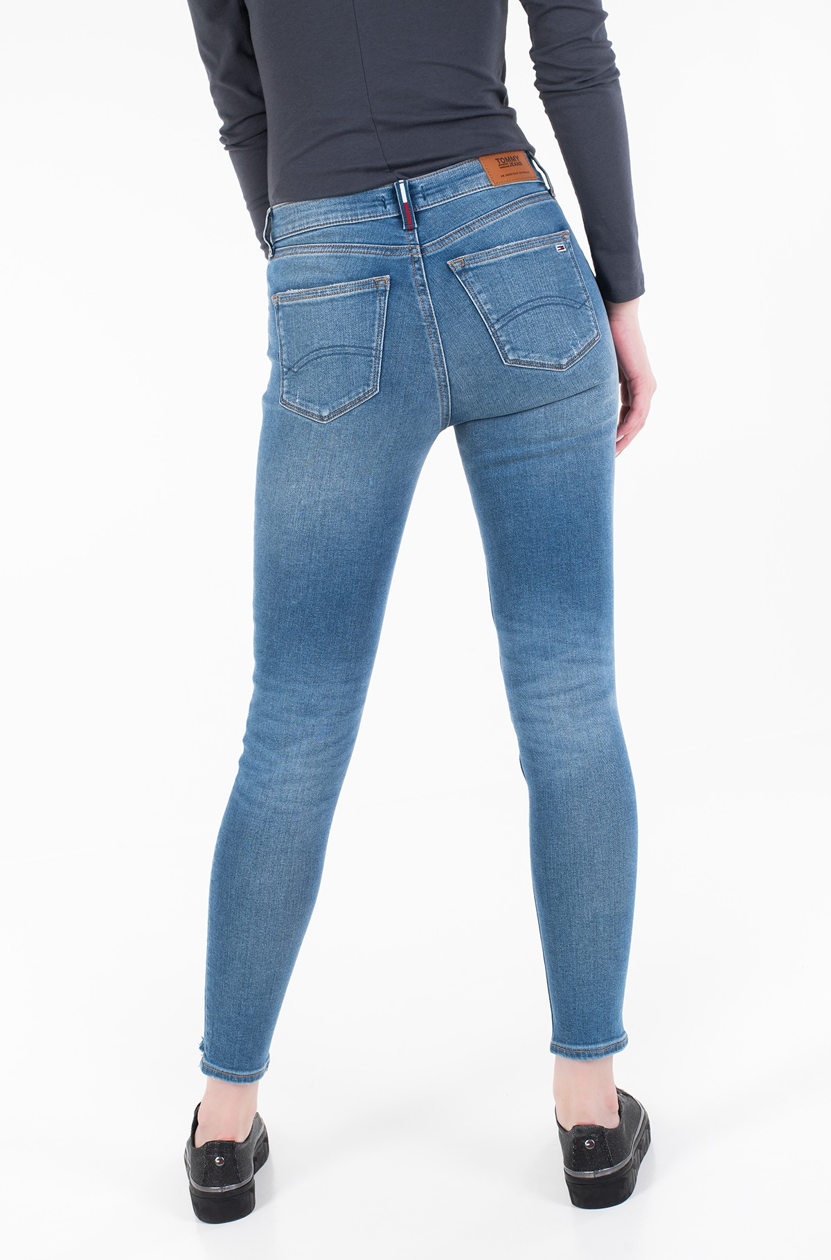 Jeans NORA MID RISE SKINNY ANKLE DYMD-full-3