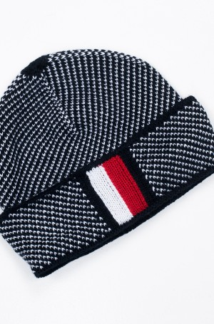 Kepurė CORPORATE INTARSIA BEANIE-1