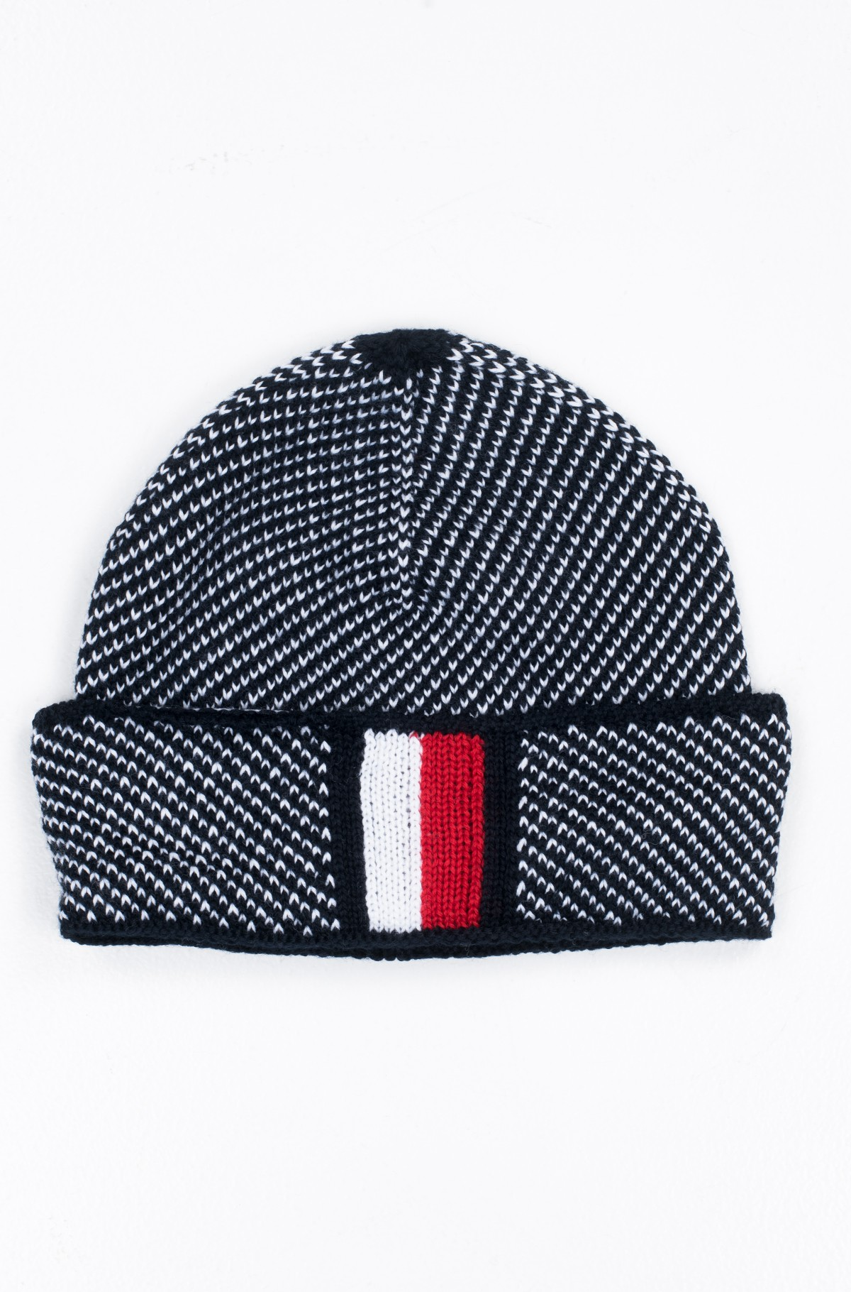 Kepurė CORPORATE INTARSIA BEANIE-full-2