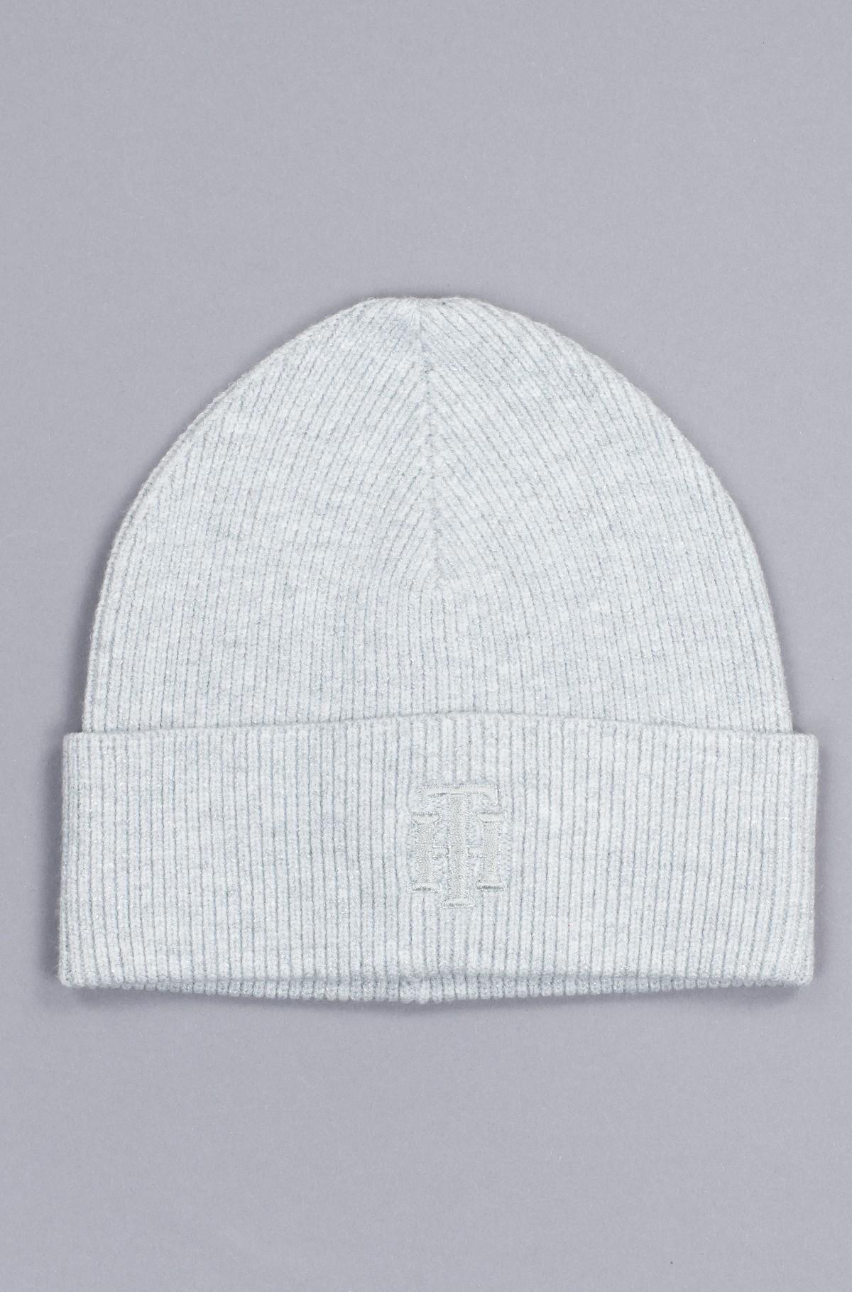Müts TH RICH GLITTER LOGO BEANIE-full-1