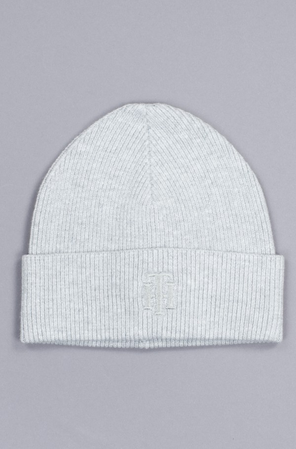 TH RICH GLITTER LOGO BEANIE