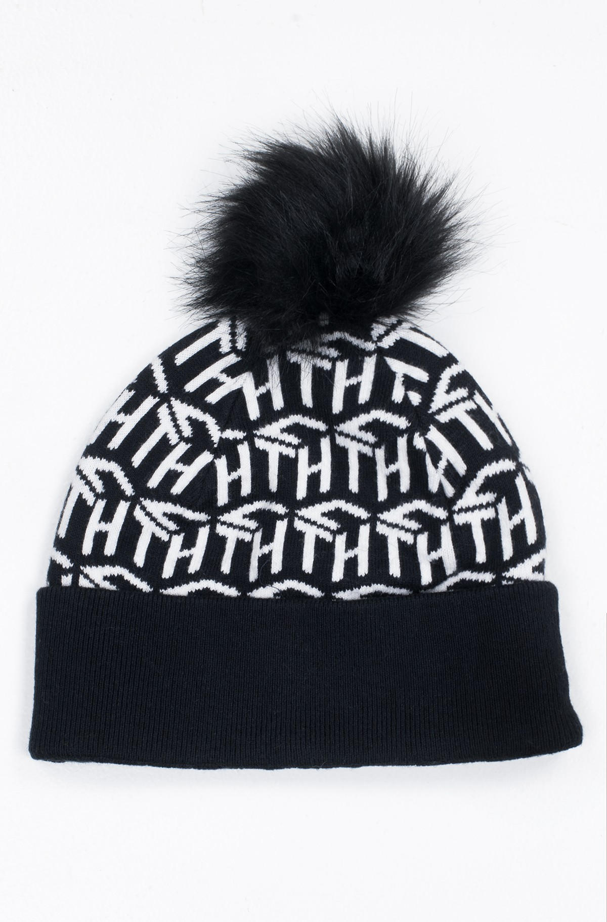 Müts TH CUBE KNIT BEANIE-full-1