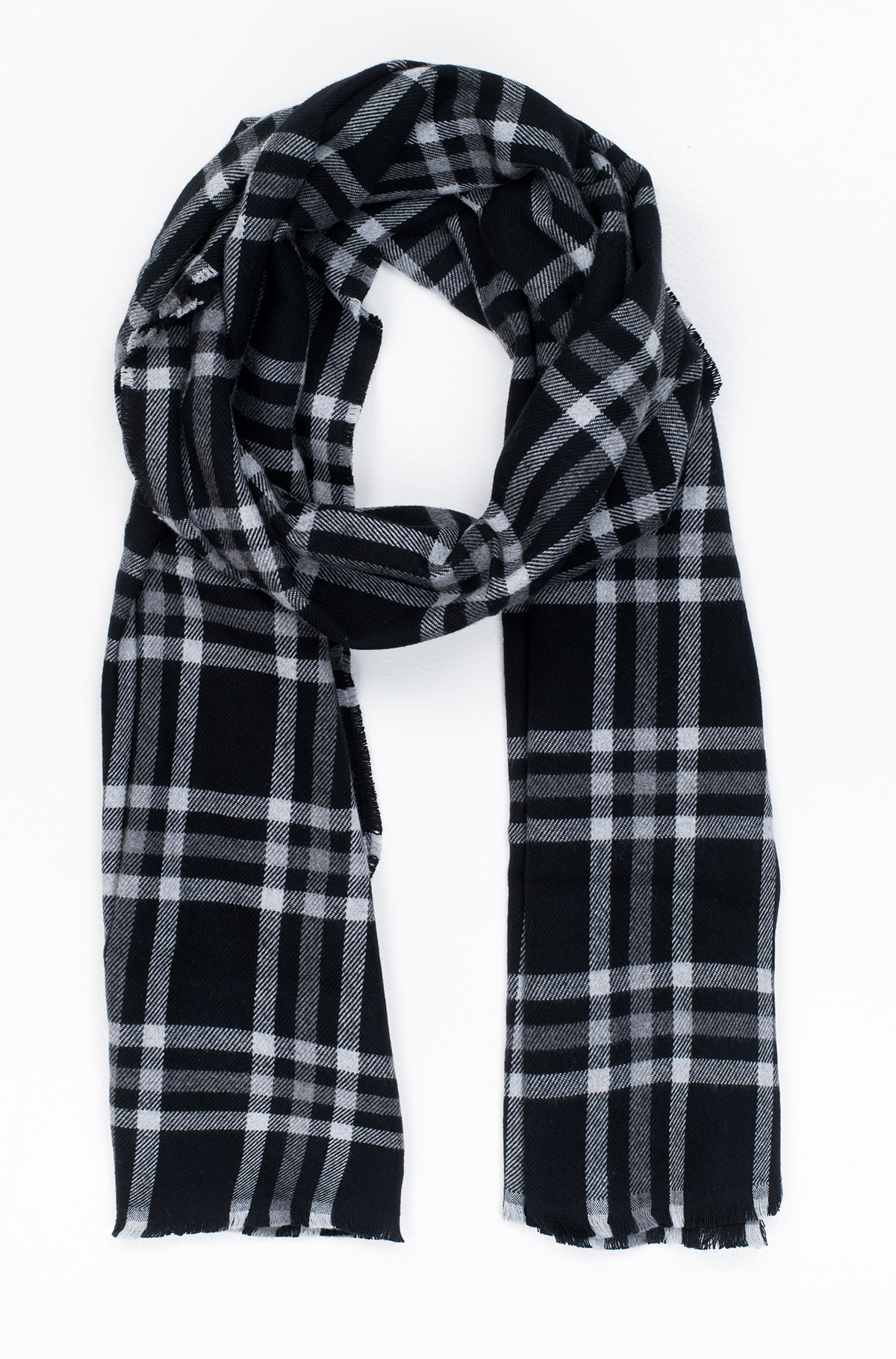 Šalikas TAILORED CHECK SCARF-full-2