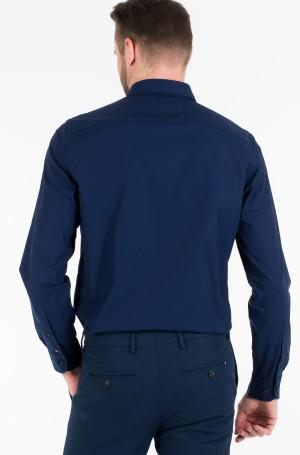 Shirt FLEX INDIGO FEEL DOBBY SHIRT-3