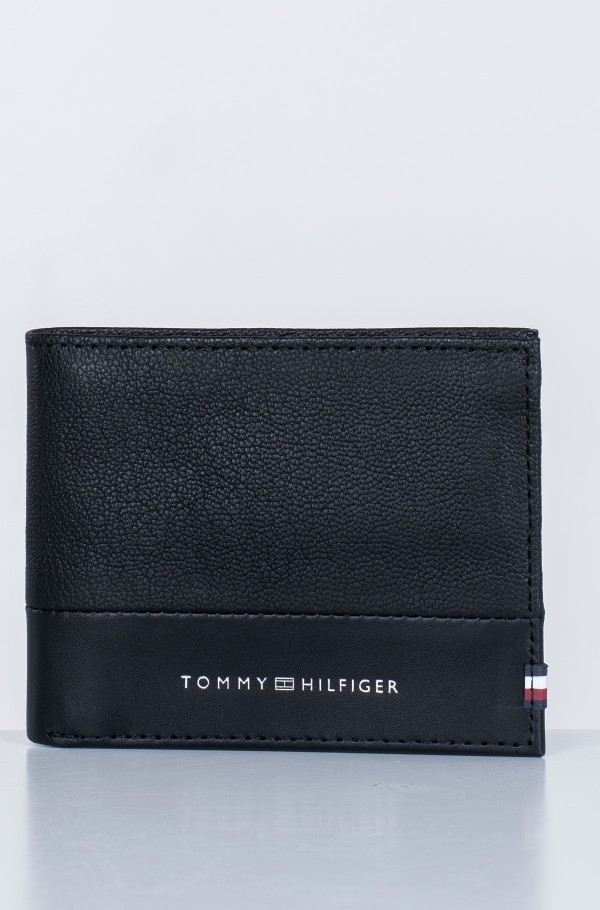 TEXTURED MINI CC WALLET
