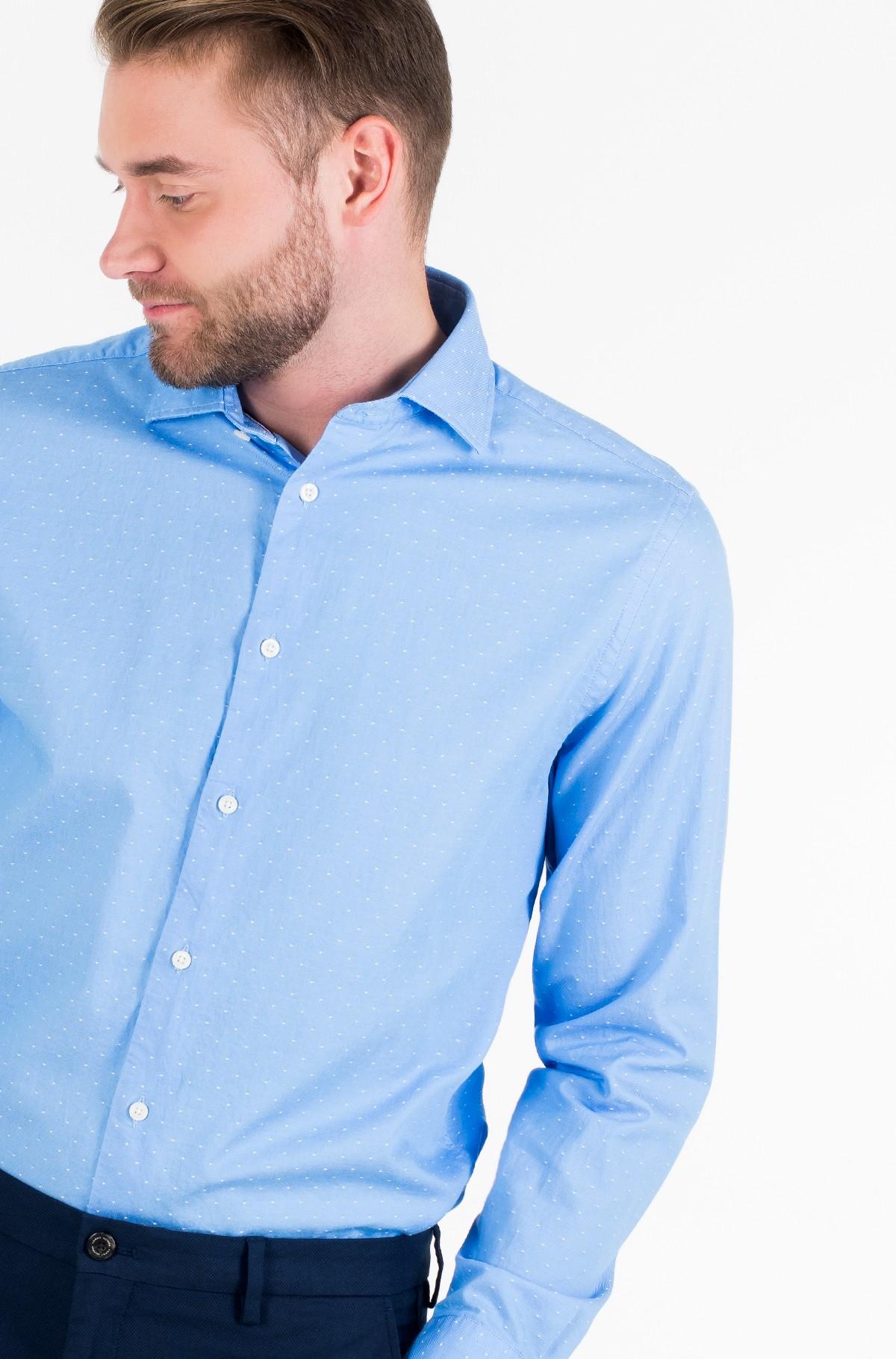Marškiniai TWO TONE DOBBY SHIRT-full-2