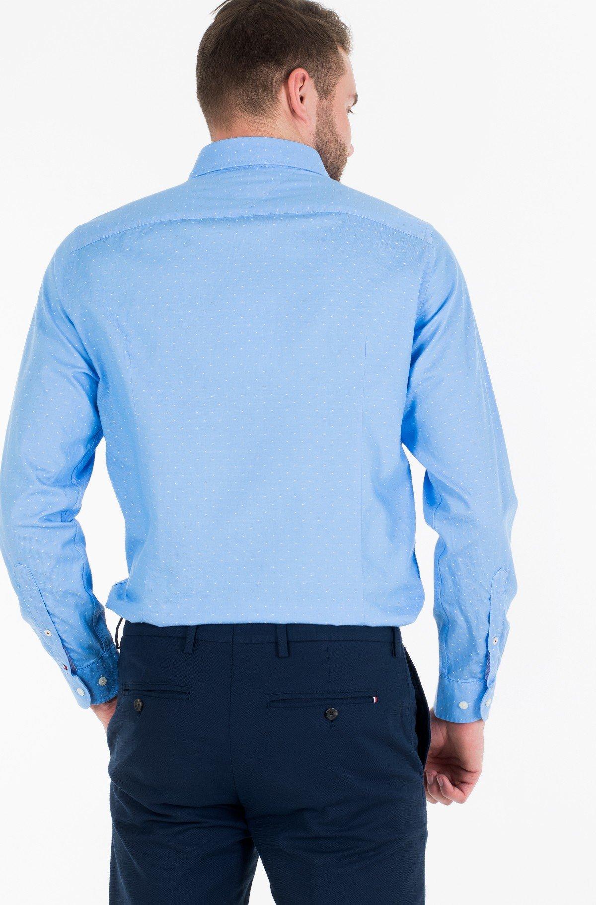 Marškiniai TWO TONE DOBBY SHIRT-full-3