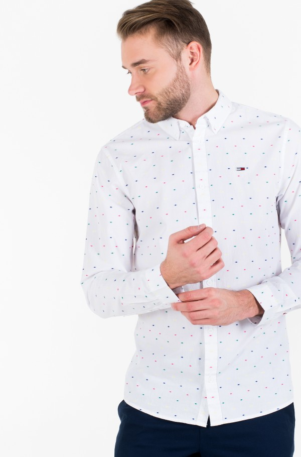 TJM COLORED DOBBY POPLIN SHIRT