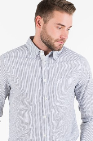 Triiksärk SLIM STRETCH STRIPE PKT SHIRT-2