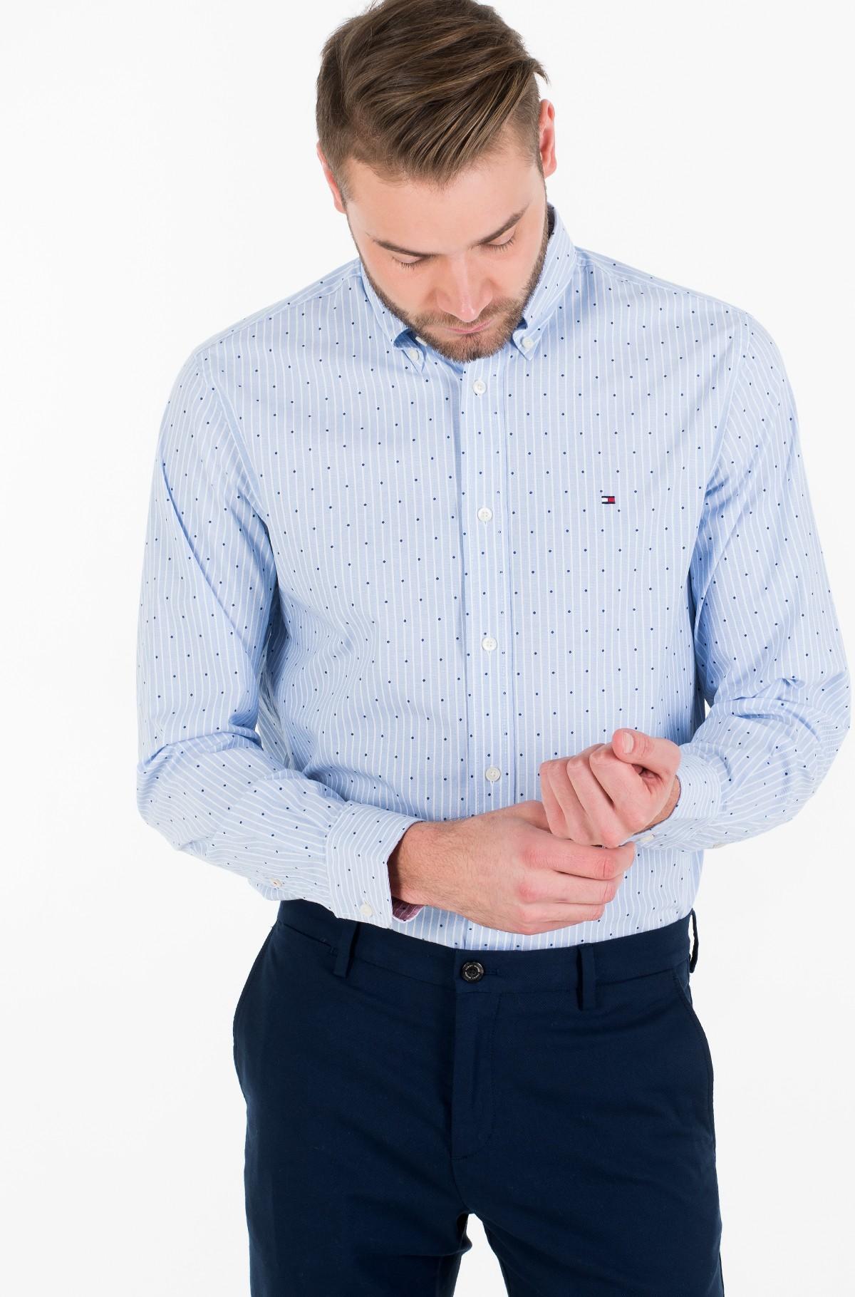 Marškiniai FLEX FIL A FIL STRIPE SHIRT-full-1