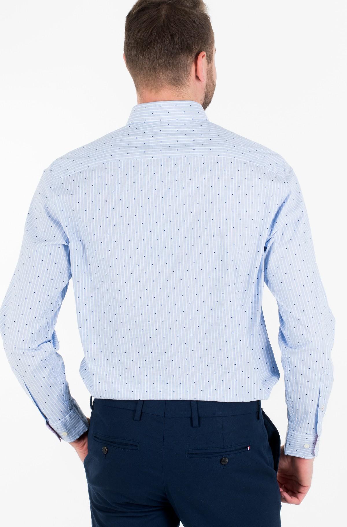 Marškiniai FLEX FIL A FIL STRIPE SHIRT-full-3