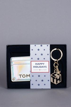 Piniginė ir raktų pakabukas dovanų dėžutėje GP TOMMY PARTY CC W KEYFOB-1