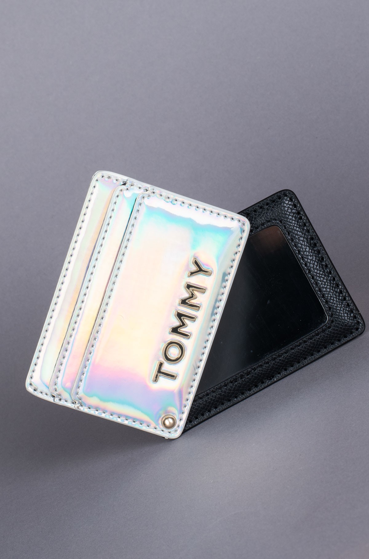 Piniginė ir raktų pakabukas dovanų dėžutėje GP TOMMY PARTY CC W KEYFOB-full-2