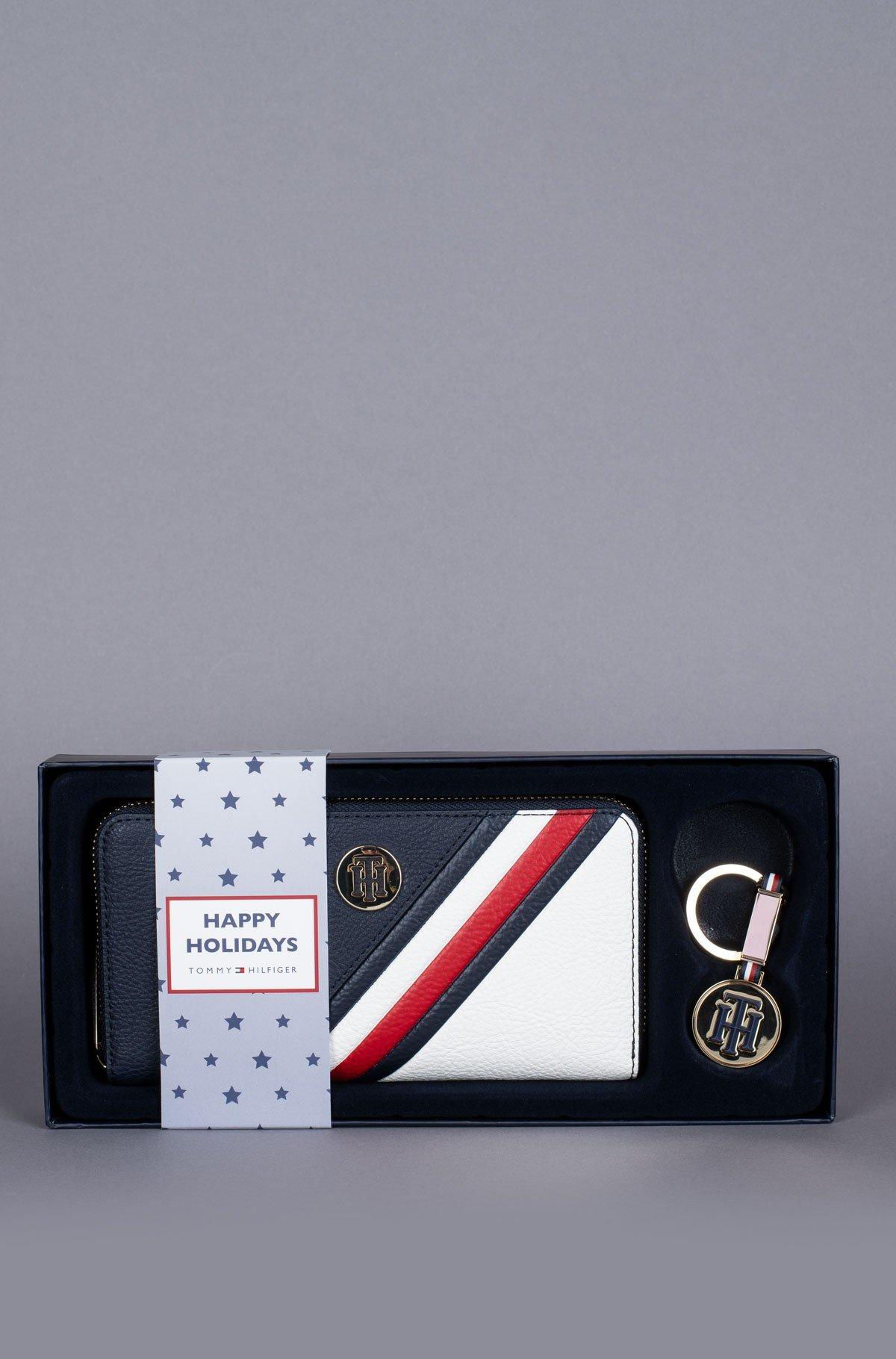 Piniginė ir raktų pakabukas dovanų dėžutėje GP TH CORE LRG ZA W KEYFOB-full-1