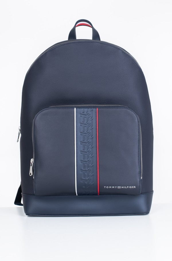 LEATHER BACKPACK STRIPE