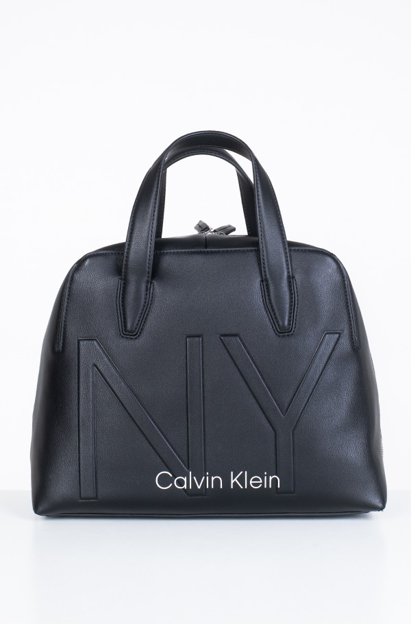 NY SHAPED DUFFLE