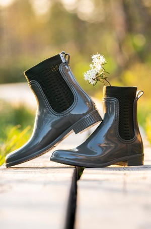 Guminiai batai TOMMY KNIT RAIN BOOT-2