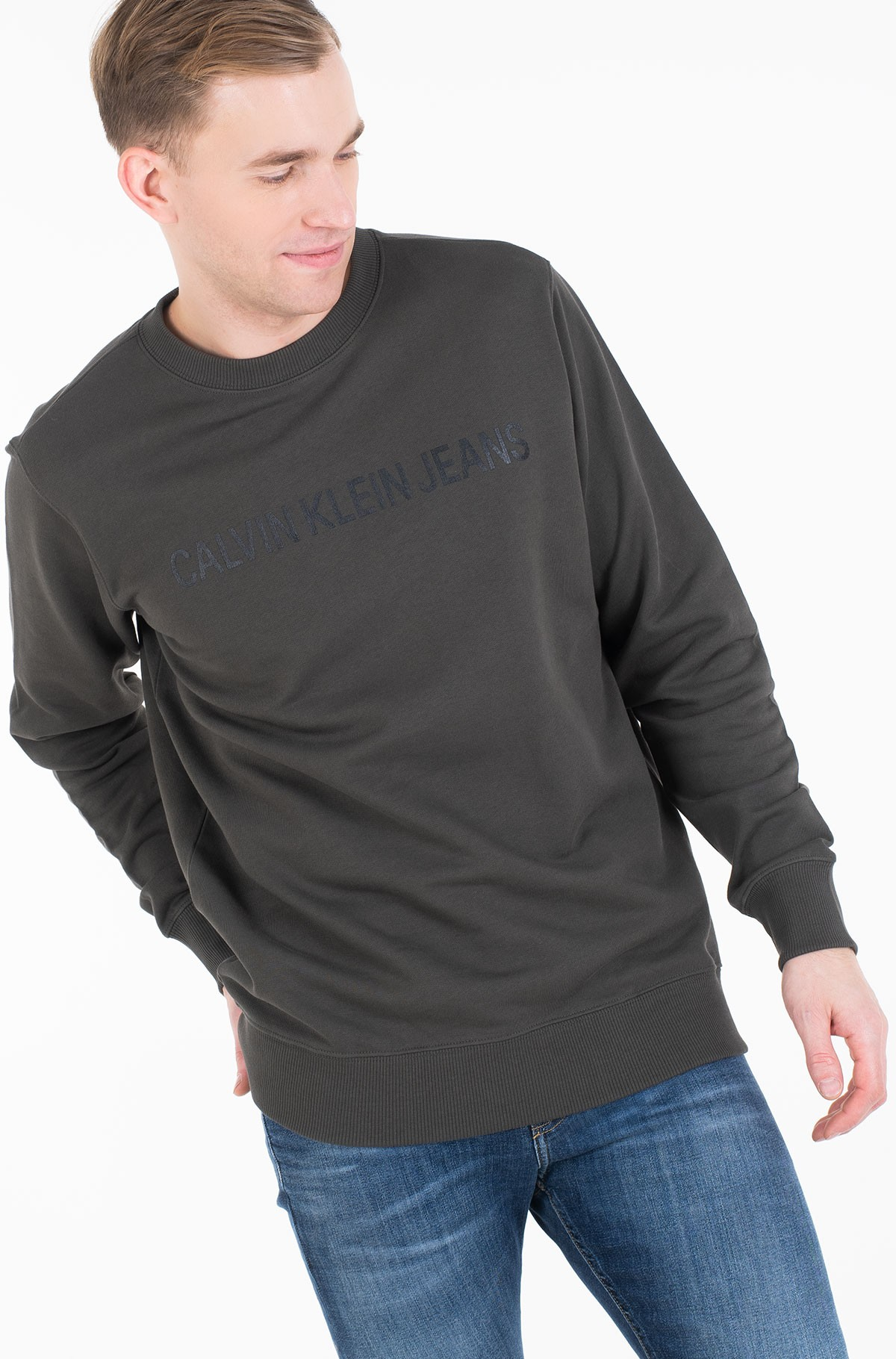 Džemperis INSTITUTIONAL LOGO REG CREW NECK-full-1