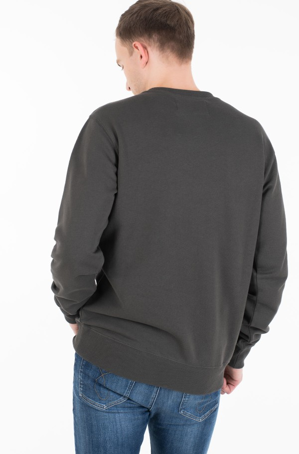 INSTITUTIONAL LOGO REG CREW NECK-hover
