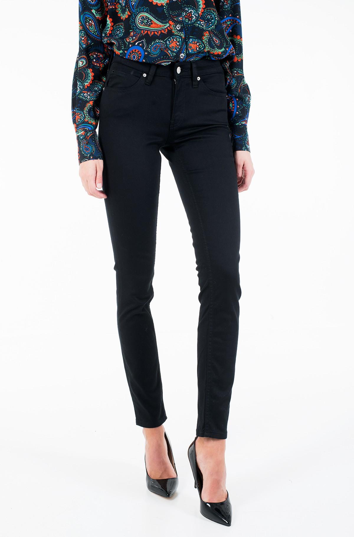 Jeans MID RISE SKINNY STRETCH TWILL-full-1