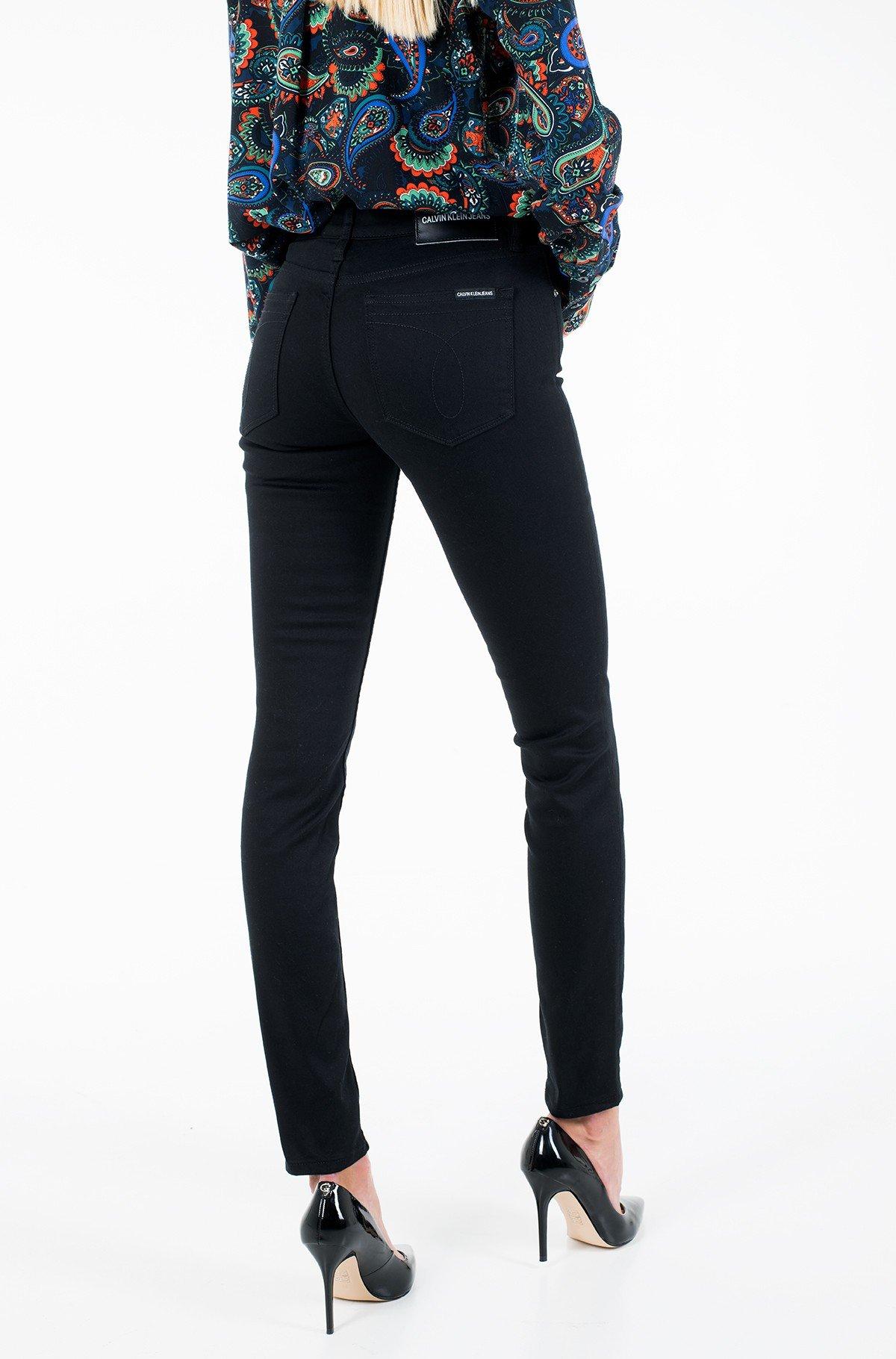 Jeans MID RISE SKINNY STRETCH TWILL-full-3