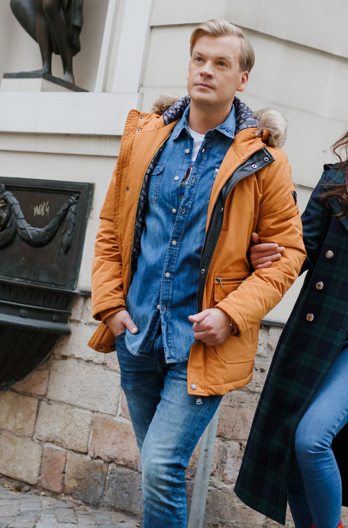 Džinsiniai marškiniai WESTERN DENIM SHIRT MSLB-full-2