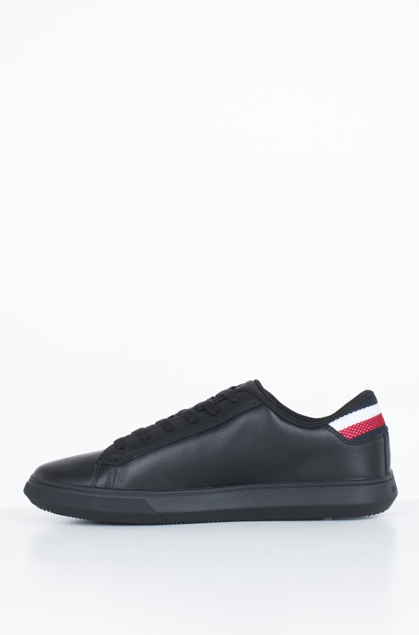 ESSENTIAL LEATHER DETAIL CUPSOLE-hover