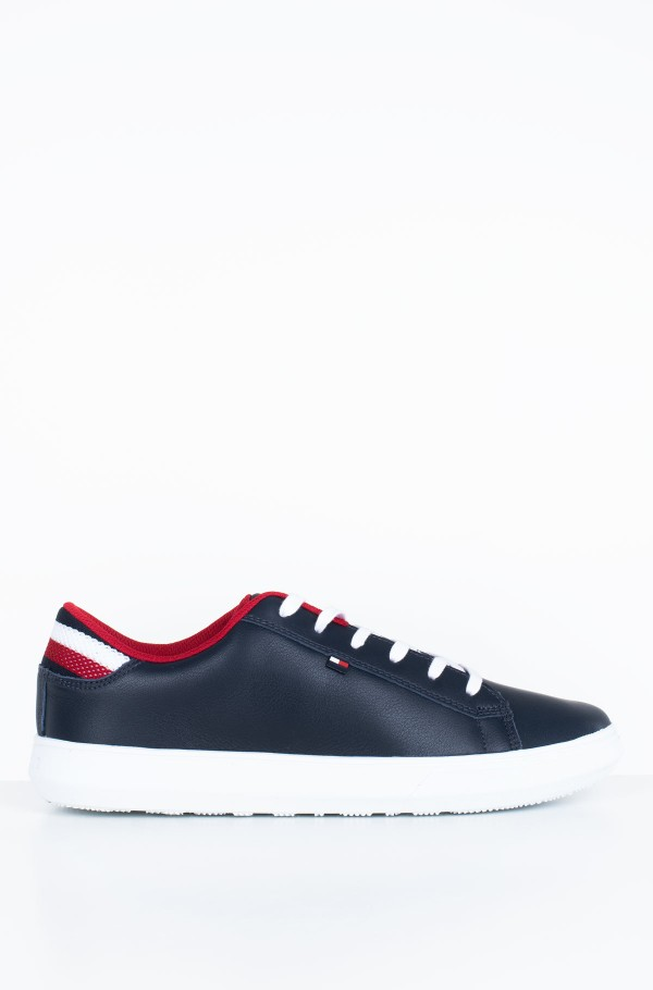 ESSENTIAL LEATHER DETAIL CUPSOLE