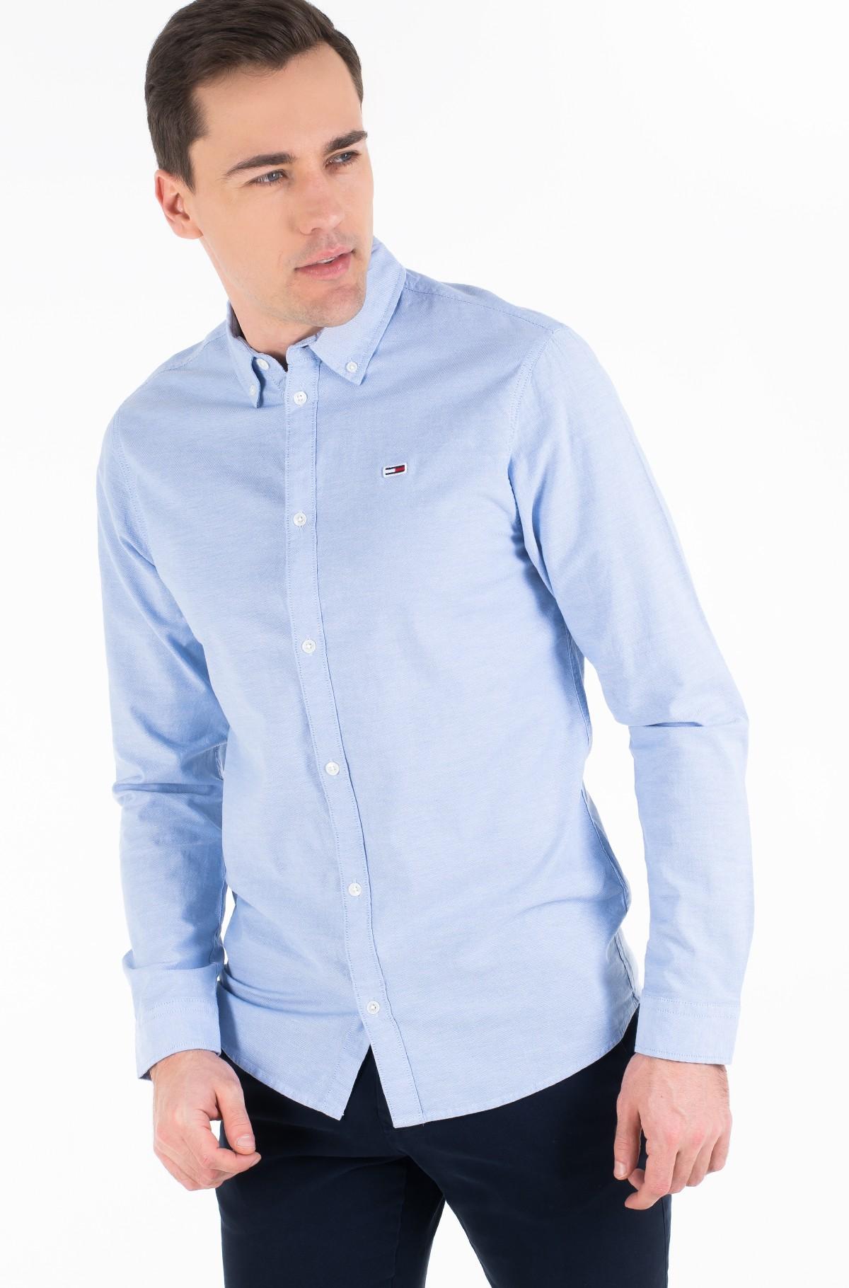 Marškiniai TJM STRETCH OXFORD SHIRT-full-1