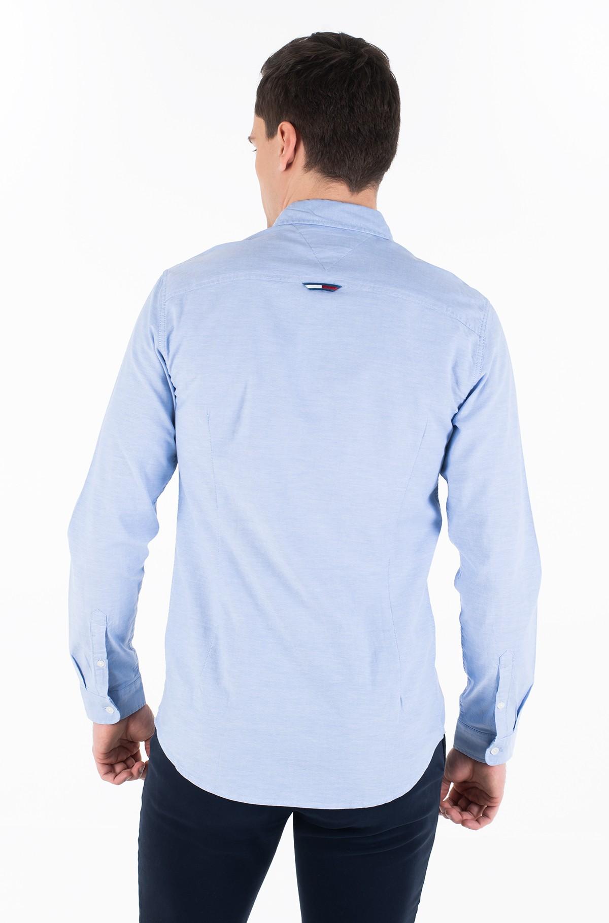 Marškiniai TJM STRETCH OXFORD SHIRT-full-2