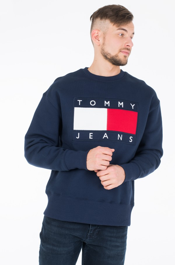 TJM TOMMY FLAG CREW-hover