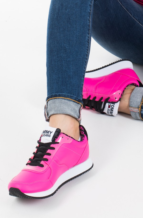 WMNS CASUAL TOMMY JEANS SNEAKER-hover