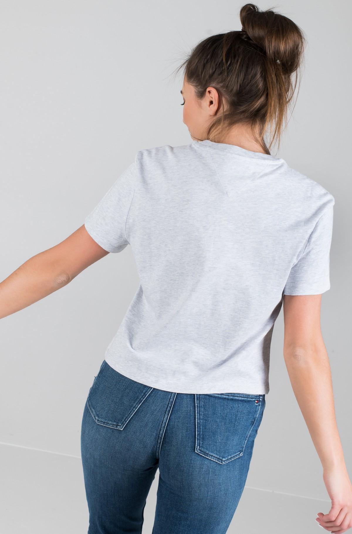 Marškinėliai TJW OUTLINE FLAG TEE-full-3