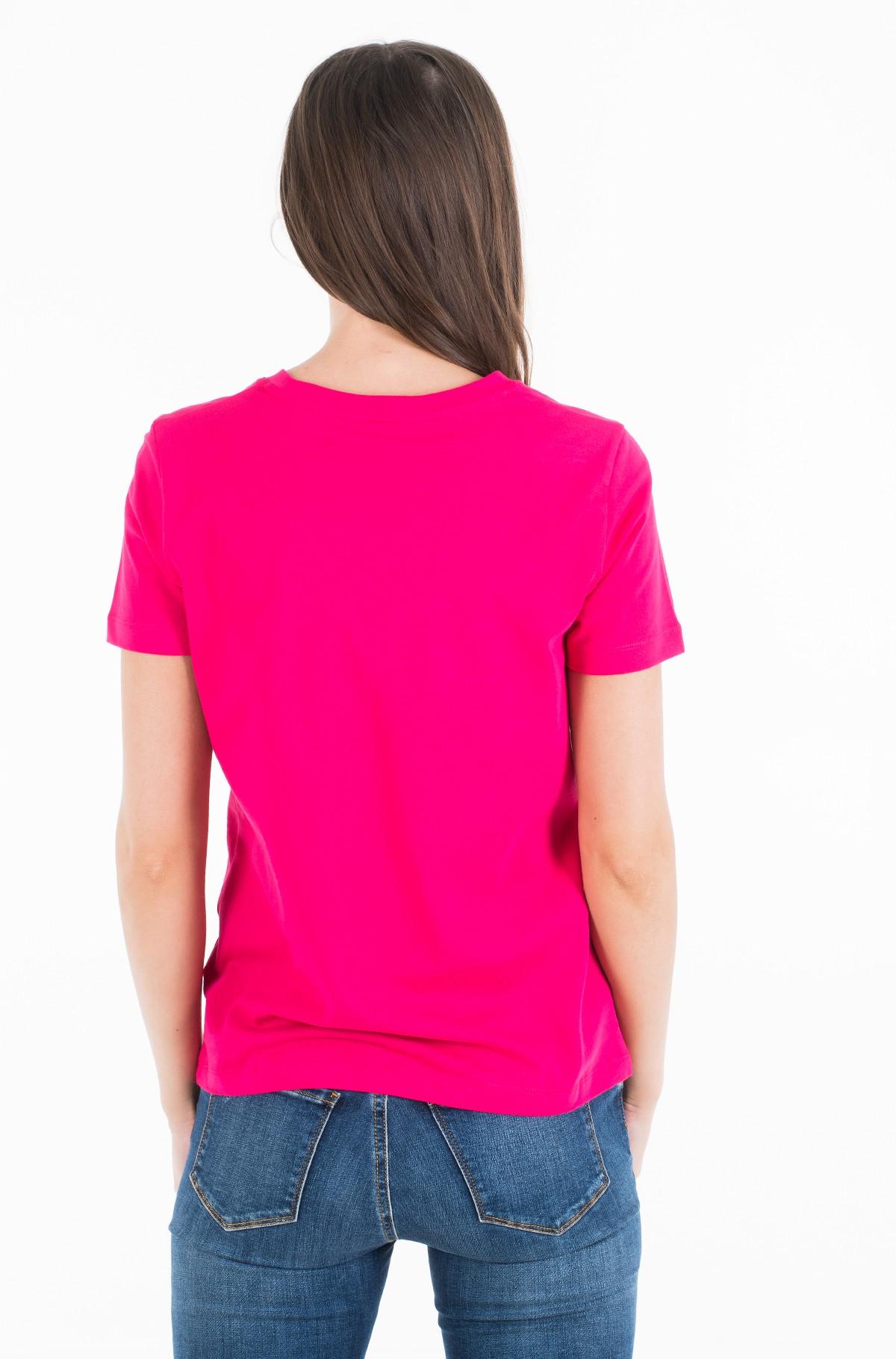 Marškinėliai NEW TH ESS HILFIGER C-NK TEE SS-full-3