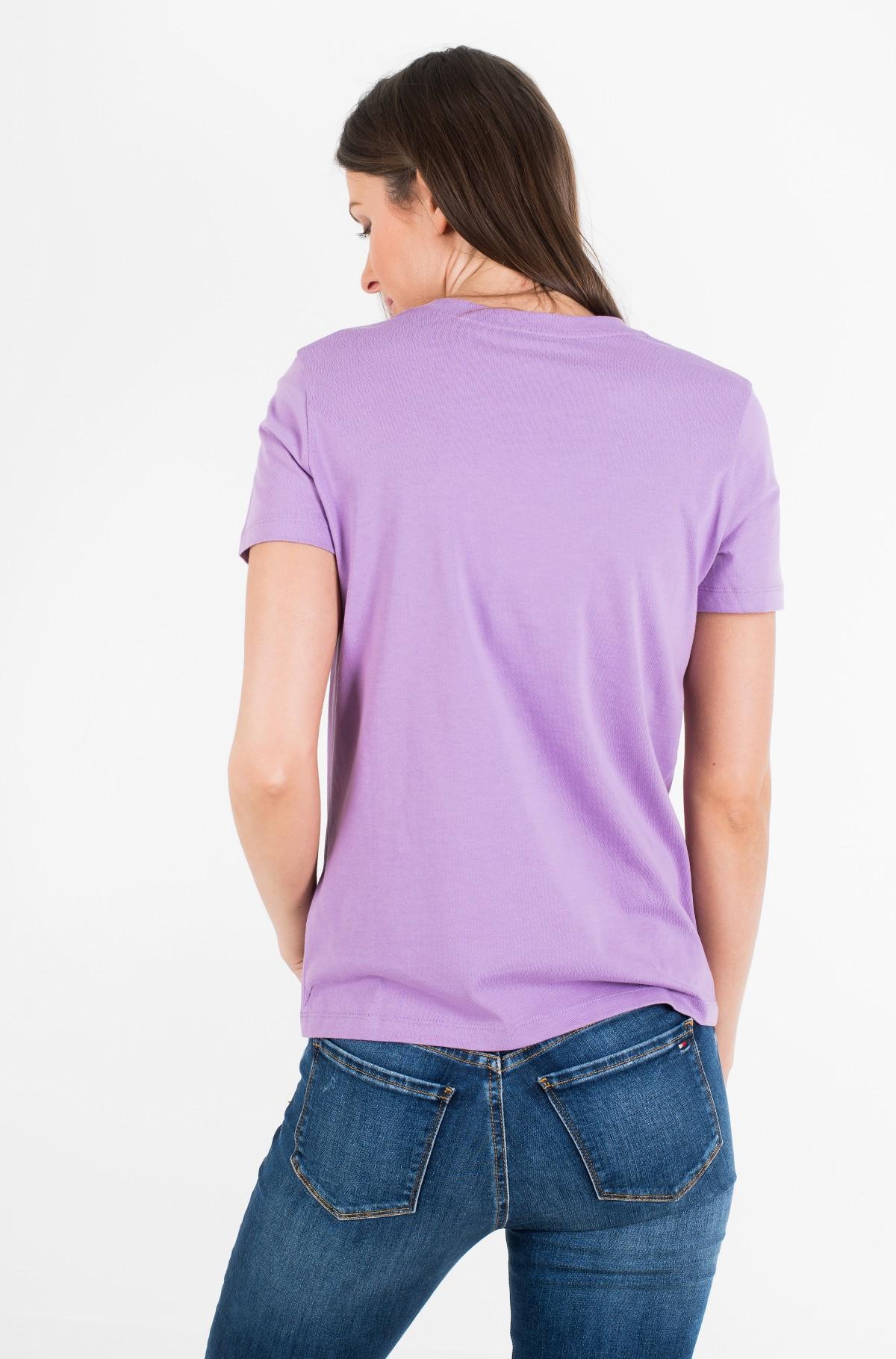 T-shirt NEW TH ESS HILFIGER C-NK TEE SS-full-3