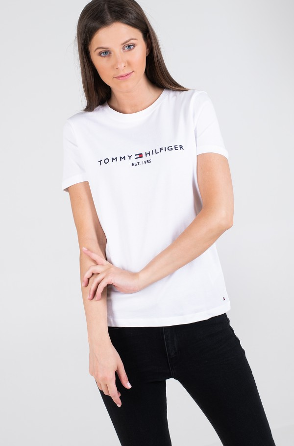 NEW TH ESS HILFIGER C-NK TEE SS