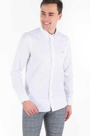 Shirt SLIM GEO PRINT SHIRT-1