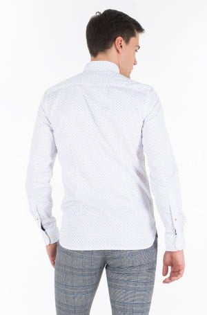 Shirt SLIM GEO PRINT SHIRT-4