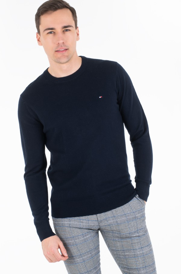 LUXURY TOUCH CREW NECK