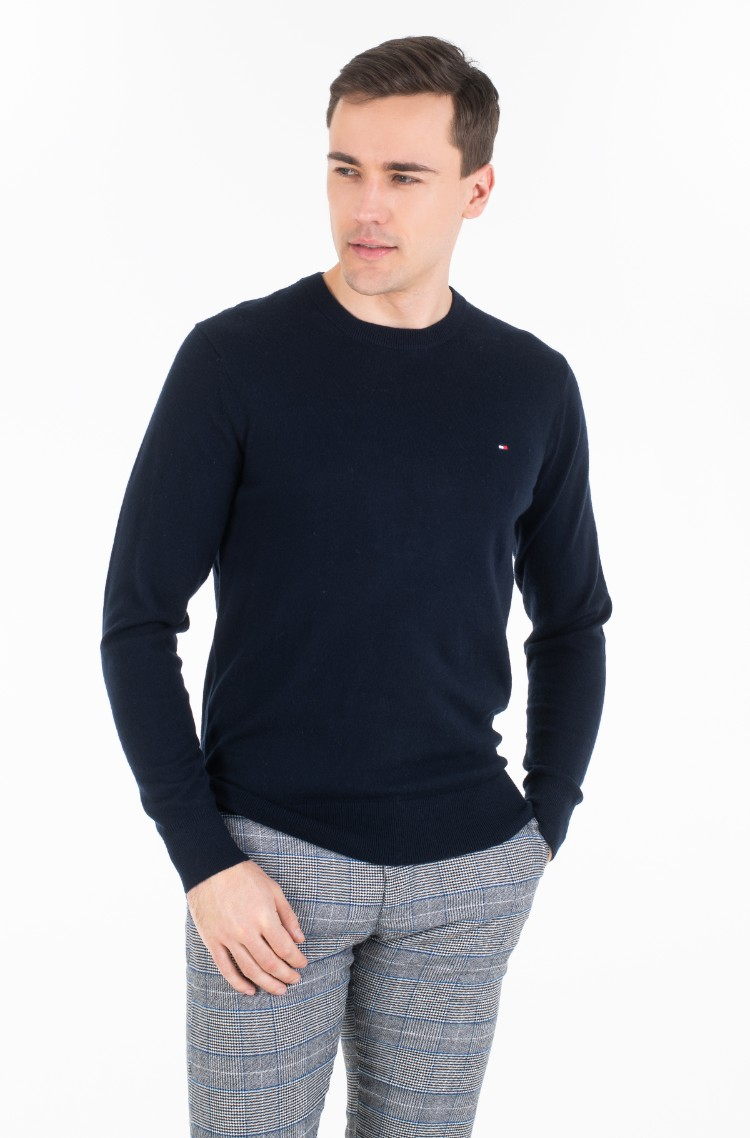 Tommy Hilfiger Men/'s Crew Sweatshirt Select Size S-XXL and Color
