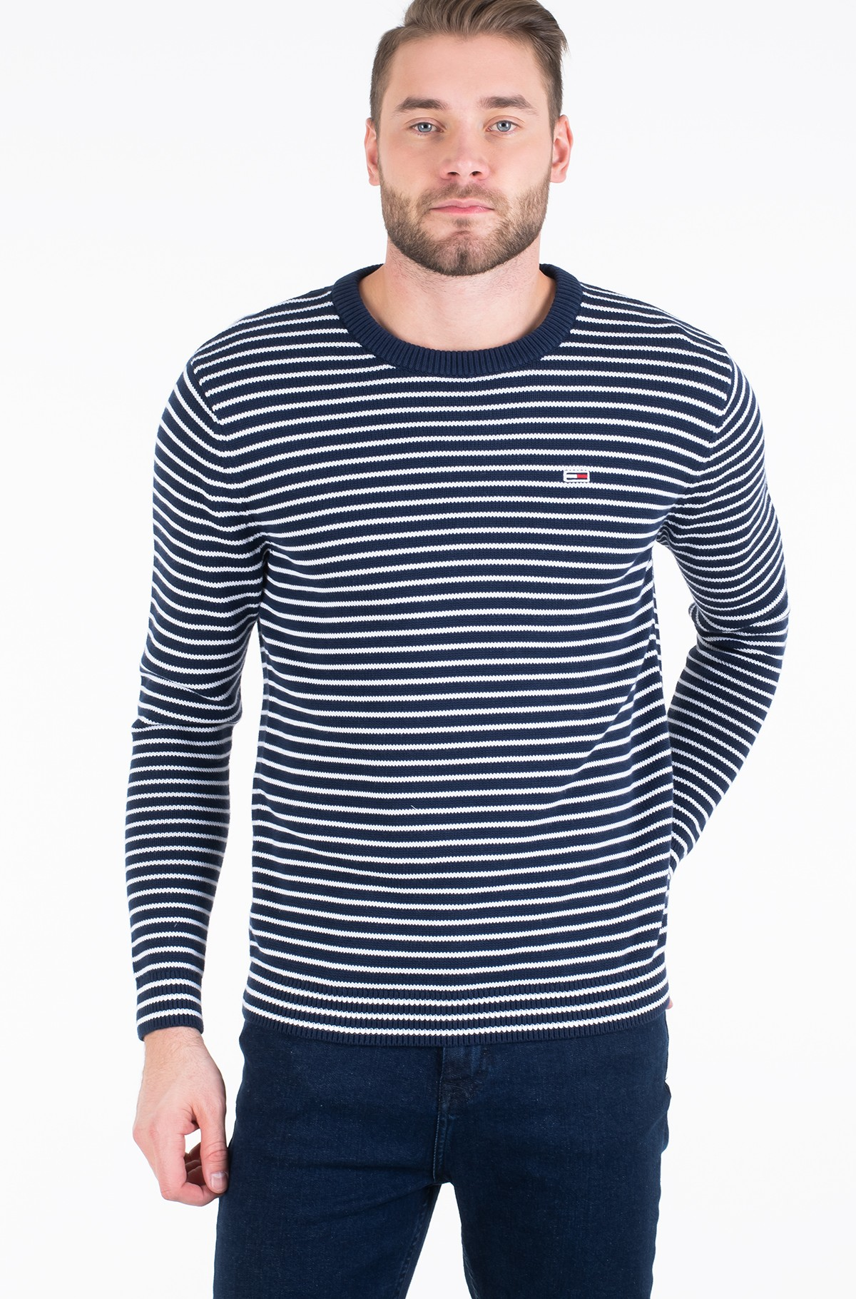 Džemperis TJM ESSENTIAL STRIPE SWEATER-full-2