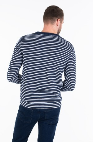 Džemperis TJM ESSENTIAL STRIPE SWEATER-3