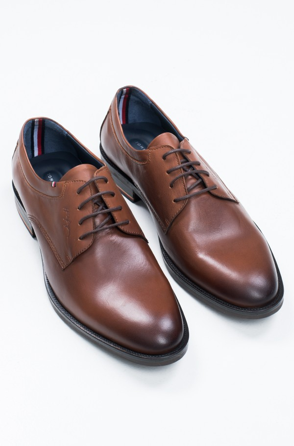 SIGNATURE SMOOTH LEATHER SHOE