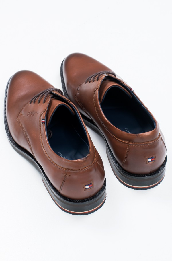 SIGNATURE SMOOTH LEATHER SHOE-hover